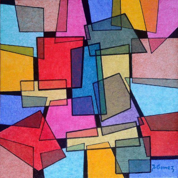 joel gomez artiste peintre marseille